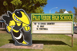 palo verde unified