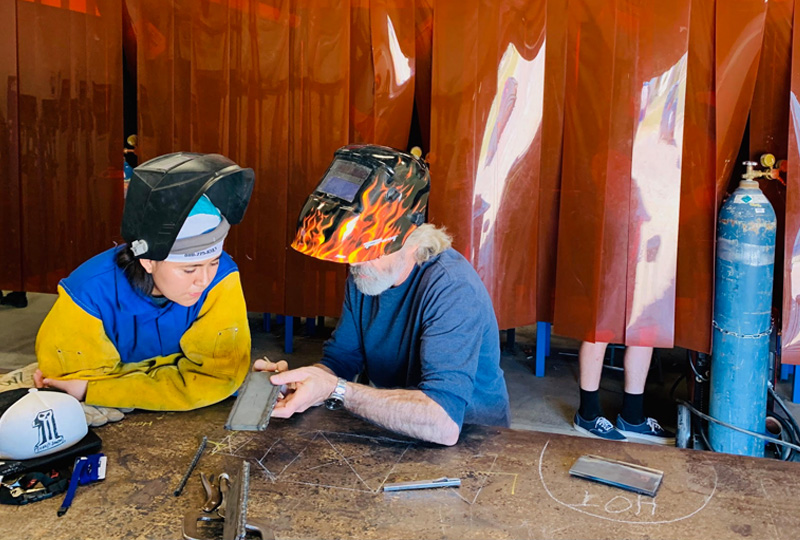 the river consortium adult education welding